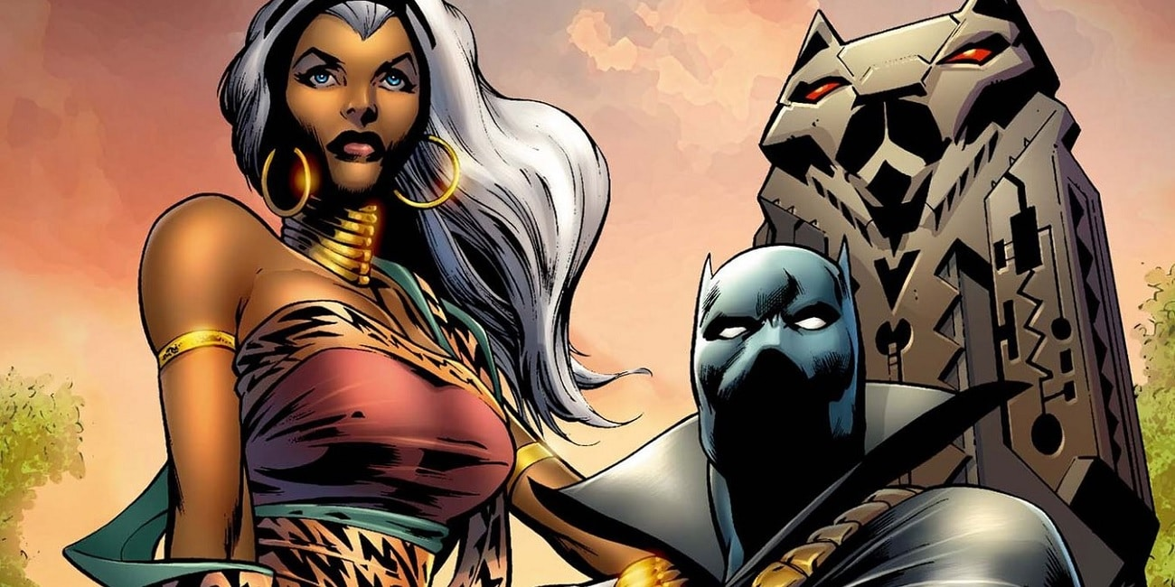 Storm-and-Black-Panther-marriage-Dark-Phoenix