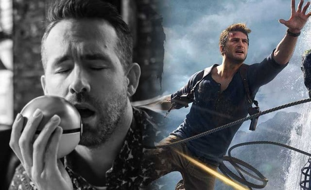 Uncharted Film Ryan Reynolds Almost Played Nathan Drake