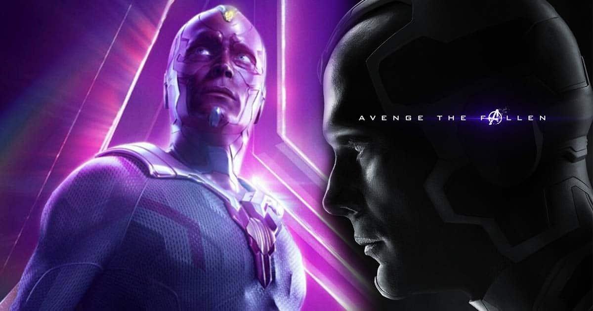 Avengers Endgame: Avenge The Fallen Vision