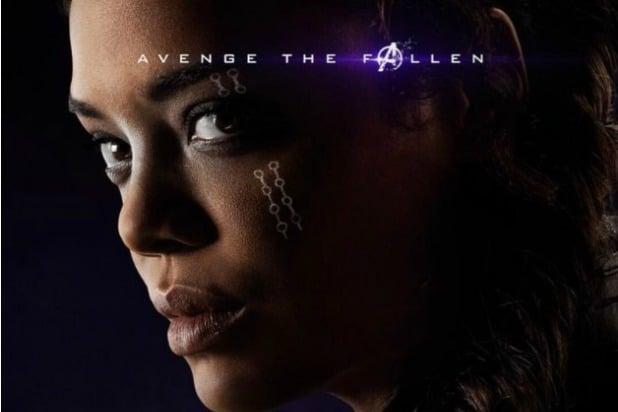 Valkyrie Avenge The Fallen Poster