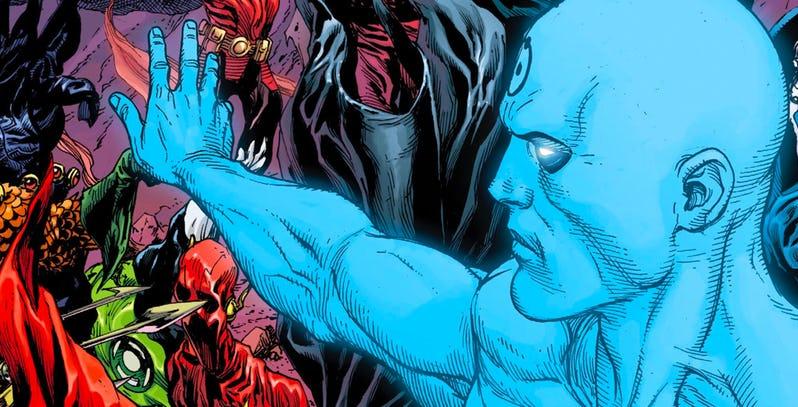 multiverso; DC; Watchmen
