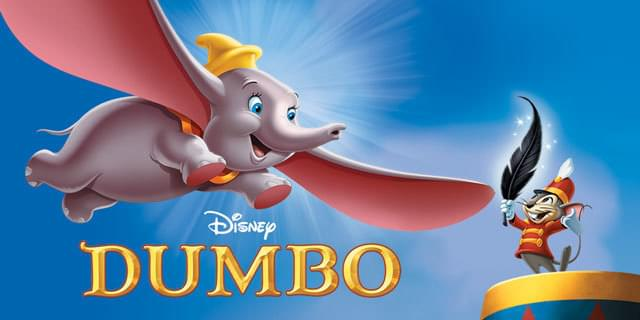 Disney Dumbo World Pemiere