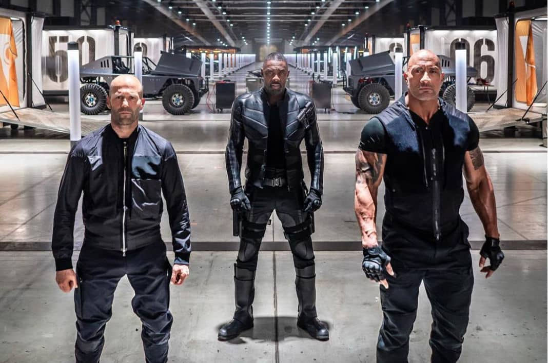 Hobbs And Shaw Idris Elba Brixton