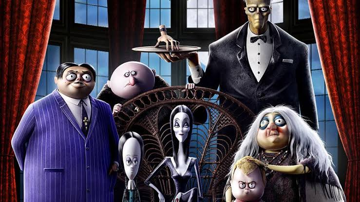 Addams Family New Poster