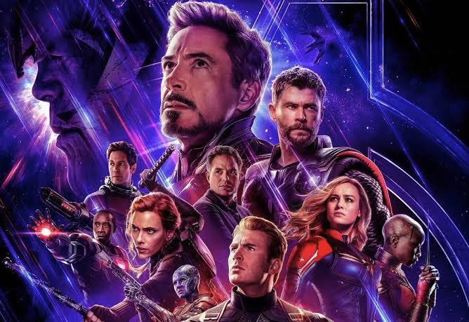 Avengers Arrive In Shanghai Promo Art