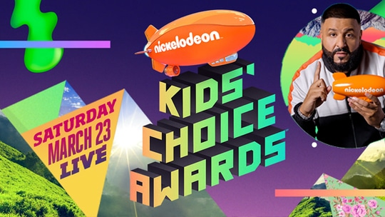 Nickelodeon Kids Choice Award