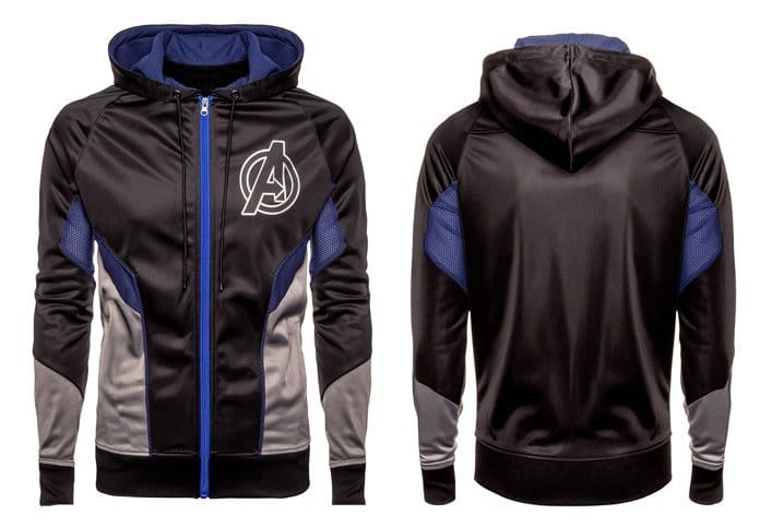 92525220e86 The most awaited  Avengers  Endgame  Quantum Realm Suit Hoodie is ...