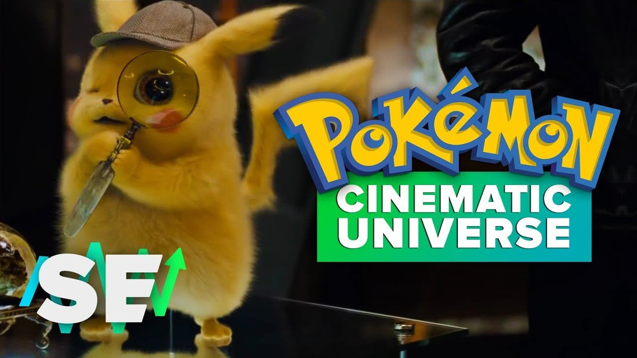 Pokemon Cinematic Universe