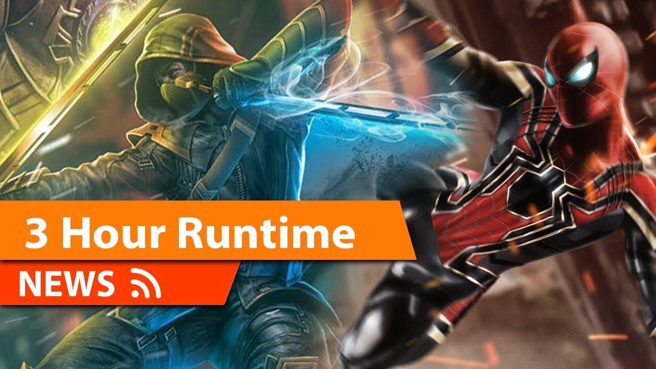 Official Runtime Avengers Endgame