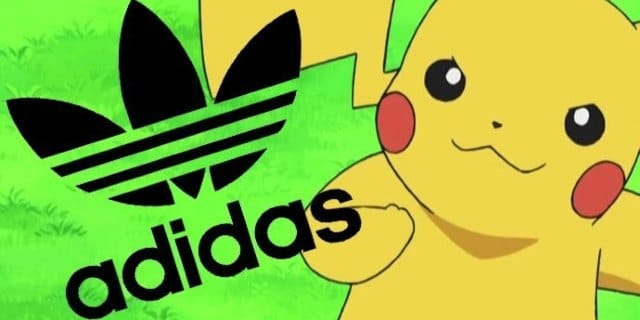 Pokemon Adidas Shoes