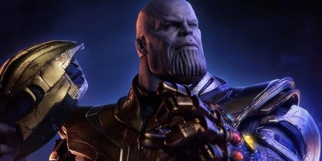 Thanos New Look Hot Toys
