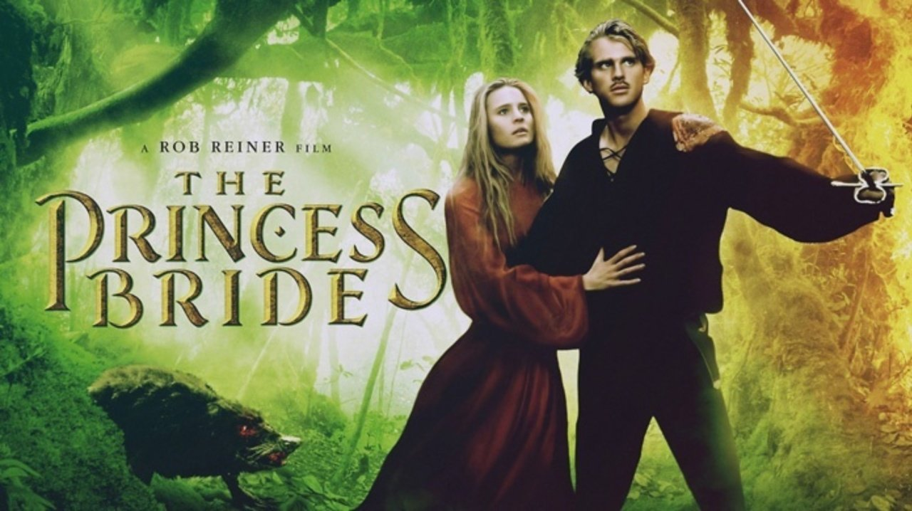 The Princess Bride (1987) – Adventure, Family, Fantasy