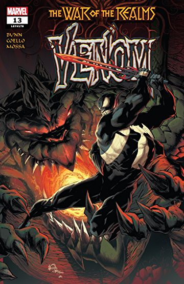 Venom #13 Reveals That Venom Was The Hero And Eddie The Bad Guy, Or Was He?