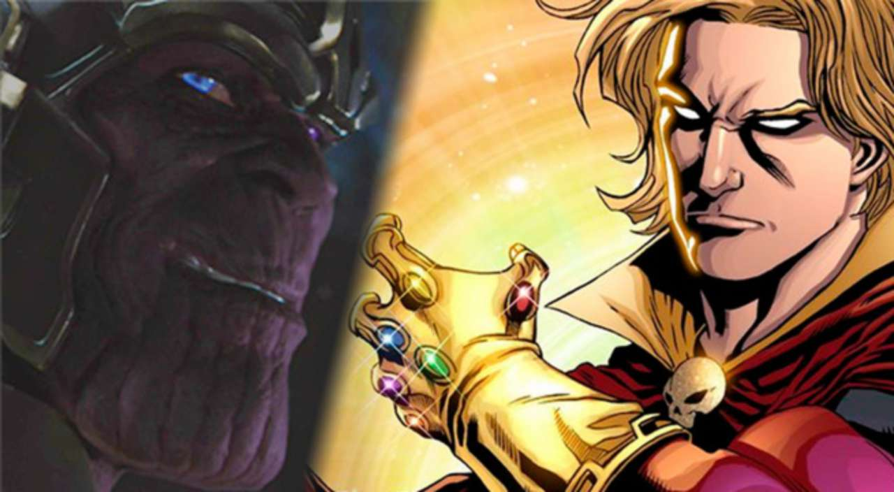 Adam Warlock To Enter MCU in Avengers Endgame?
