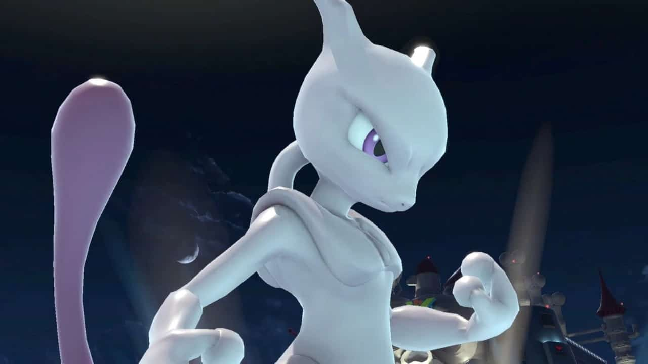 Armoured Mewtwo Pokemon Go