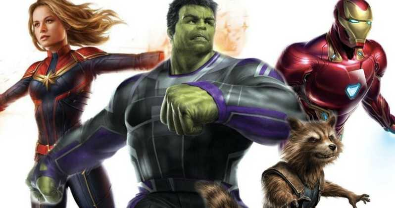 New Look at Hulk In New 'Avengers: Endgame' Posters