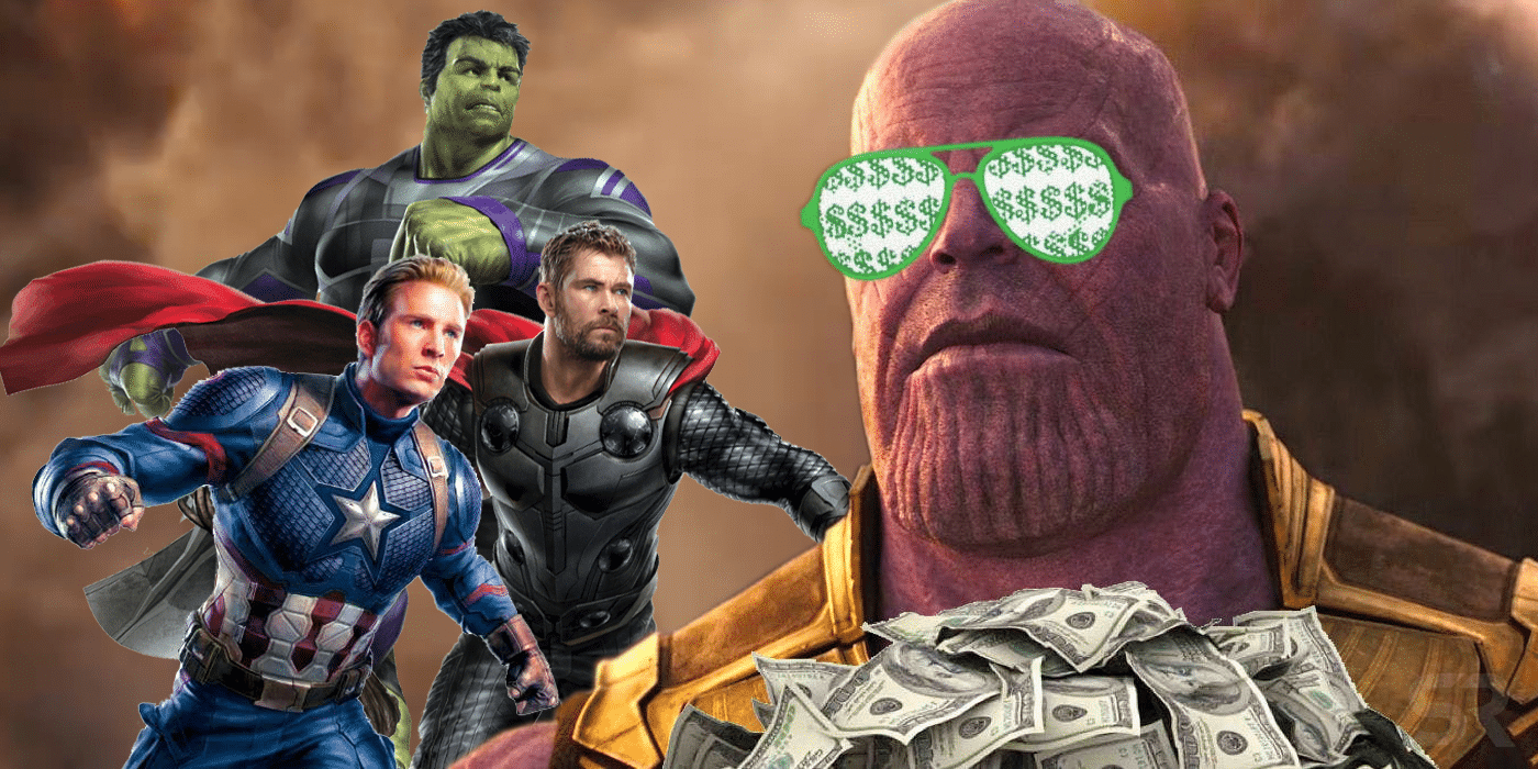 Biggest Ever Opening Day Record Set By 'Avengers: Endgame' in China Box Office