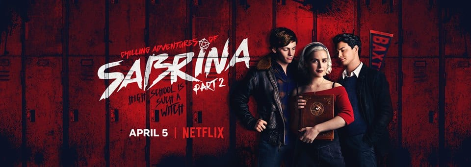 Chilling Adventures of Sabrina Part 2 Release Date