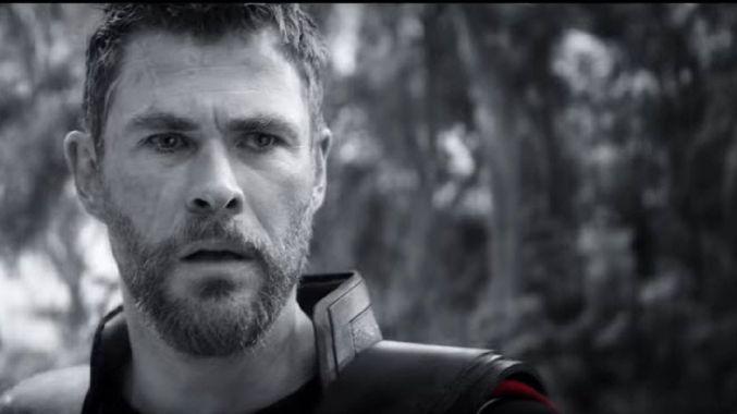 Chris Hemsworth Avengers Endgame Media Tour