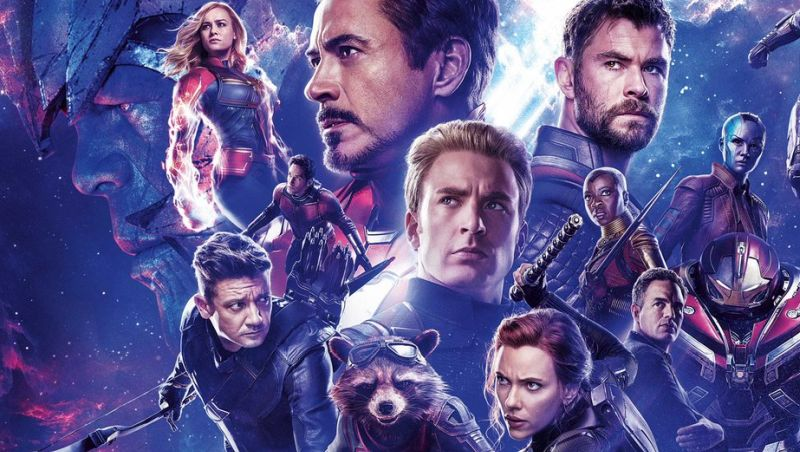 Avengers: Endgame Opening Day Box Office Record Demolishes The Star Wars: The Force Awakens
