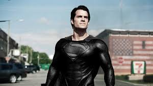 New Image Shows Henry Cavill In Superman's Iconic Black Suit