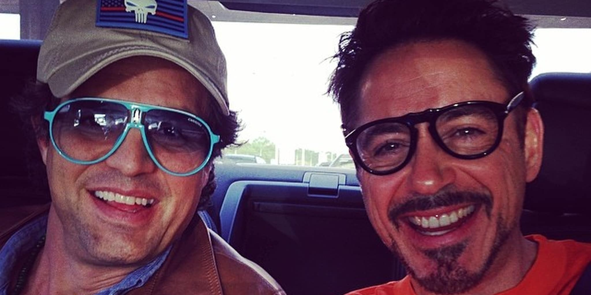 Mark Ruffalo Wisher Robert Downey Jr