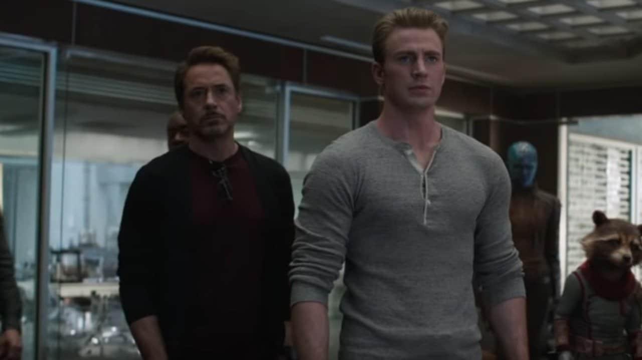 "A secret telepathic message embedded in latest ""Avengers: Endgame"" clip"