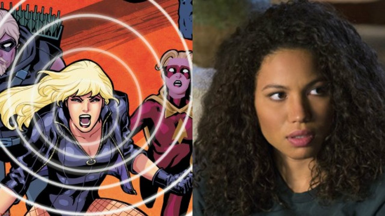 Birds Of Prey New Look Of Black Canary Actress Jurnee Smollett Bell Released Animated Times