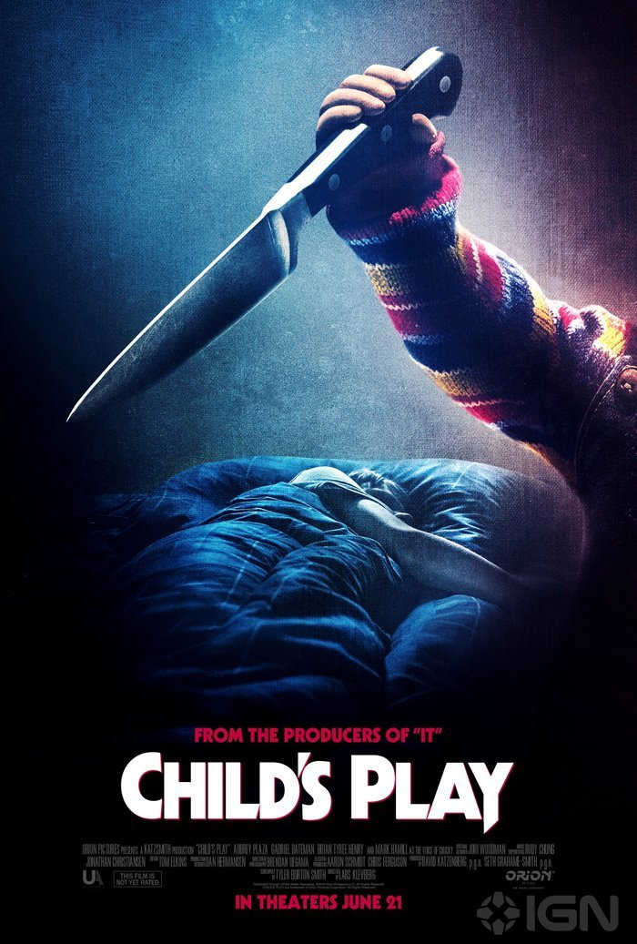 Child'ss Play Reboot launches New Poster and Trailer