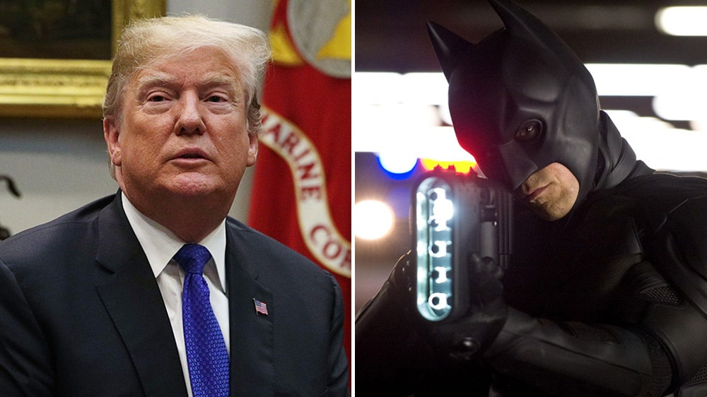 Copyright Claim Filed By Warner Bros. After Donald Trump Video Uses 'Dark Knight Rises' Score