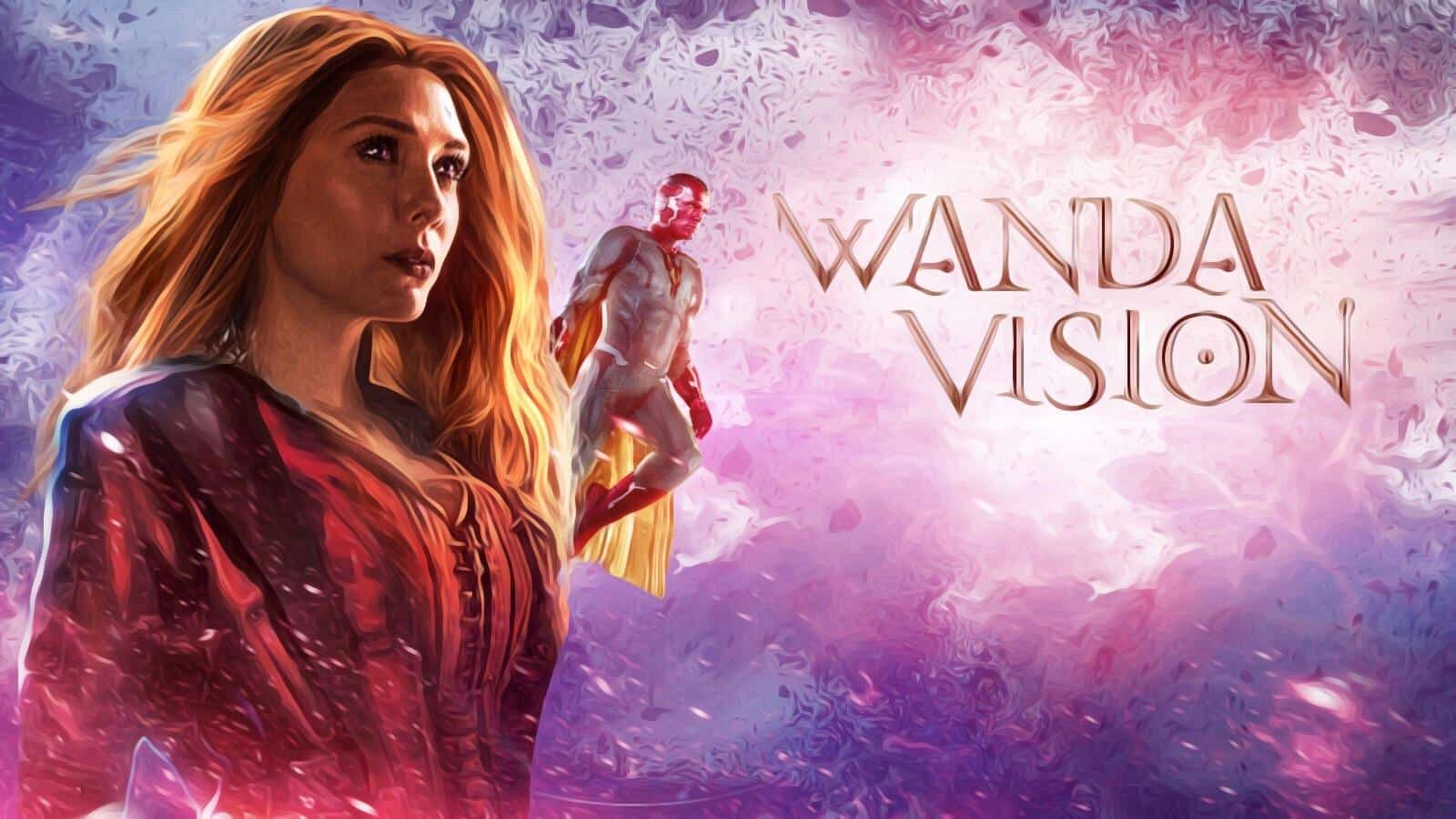 WandaVision Disney+