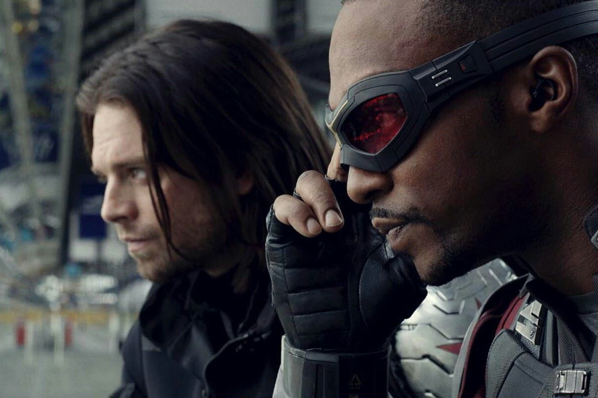Sebastian Stan Responds Perfectly to 'Falcon and Winter Soldier' Disney+ Series