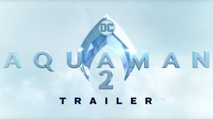 Warner Bros April Fools Audience with Fake AQUAMAN 2 Trailer