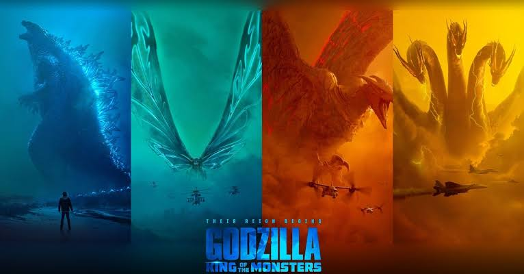 Godzilla King Of Monsters New TV Spot