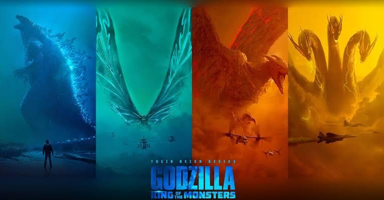 Godzilla King Of Monsters New TV Spot