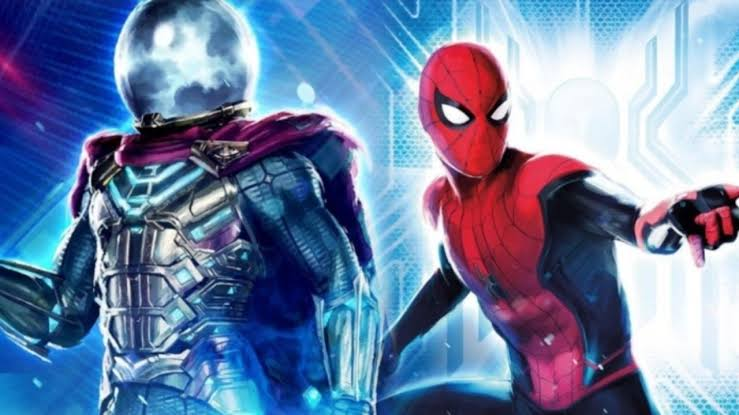 Spiderman Far From Home new looks costumes