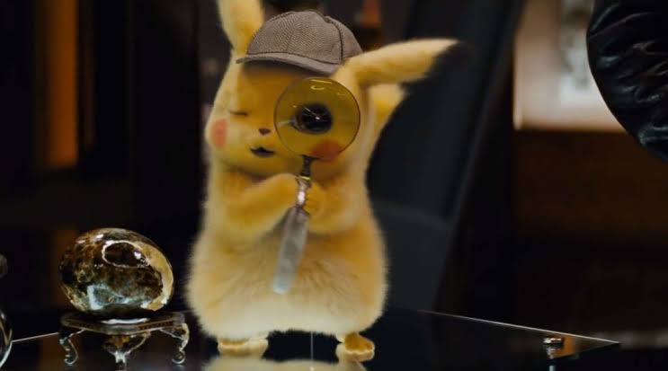 New Detective Pikachu Trailer Released By Ryan Reynolds