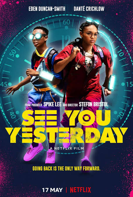 Movie Based on Time Travel 'See You Yesterday' by Netflix