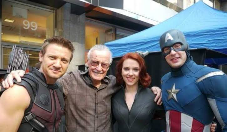 Avengers: Endgame Cast Fondly Remembers Stan Lee At The World Premier