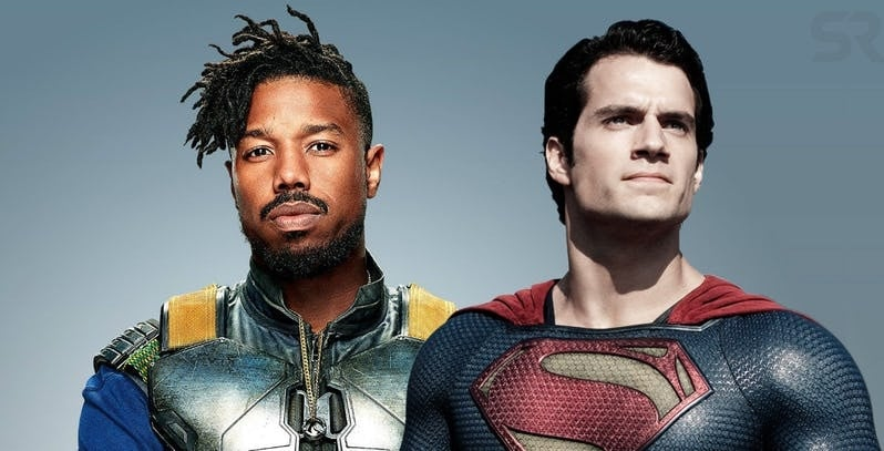 Michael B Jordan To Play The Role Of Henry Cavill's Superman