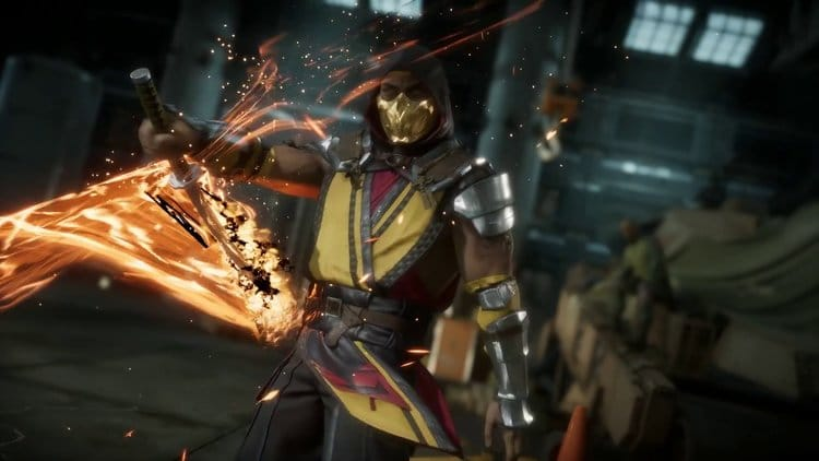 Launch Trailer For 'Mortal Kombat 11' Revealed