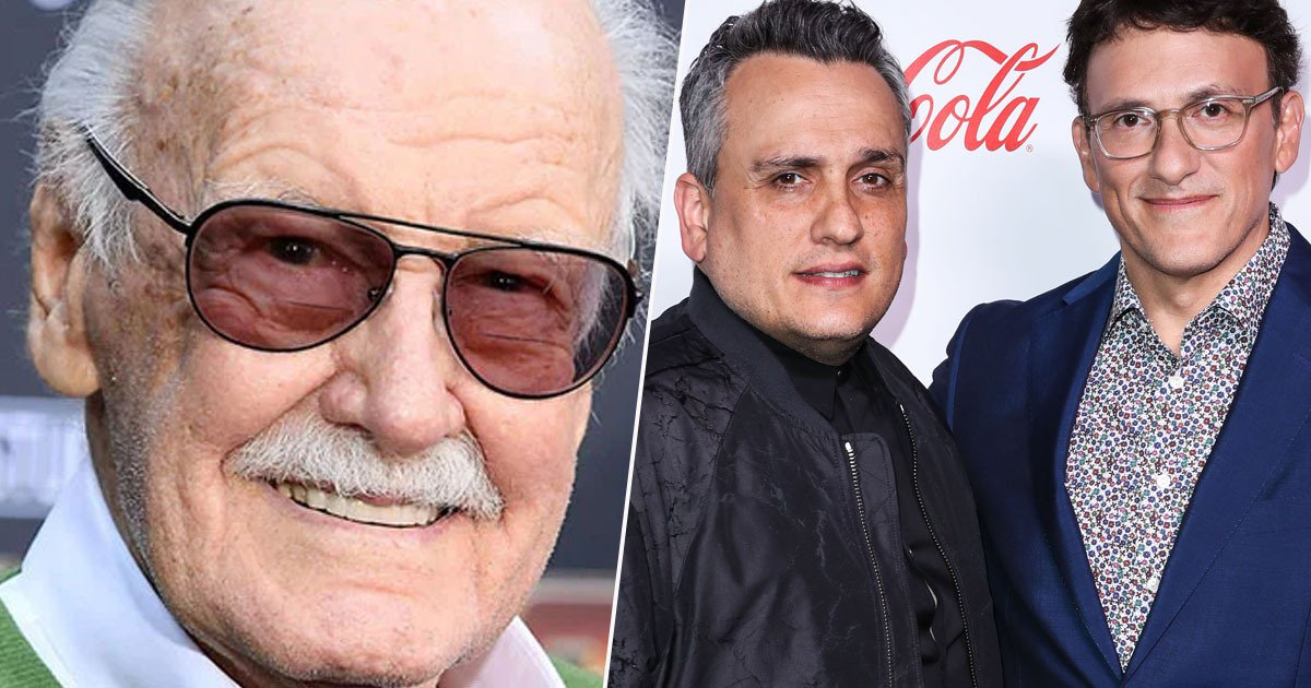 'Avengers: Infinity War' and 'Endgame' Directors Reportedly Working on Stan Lee Documentary