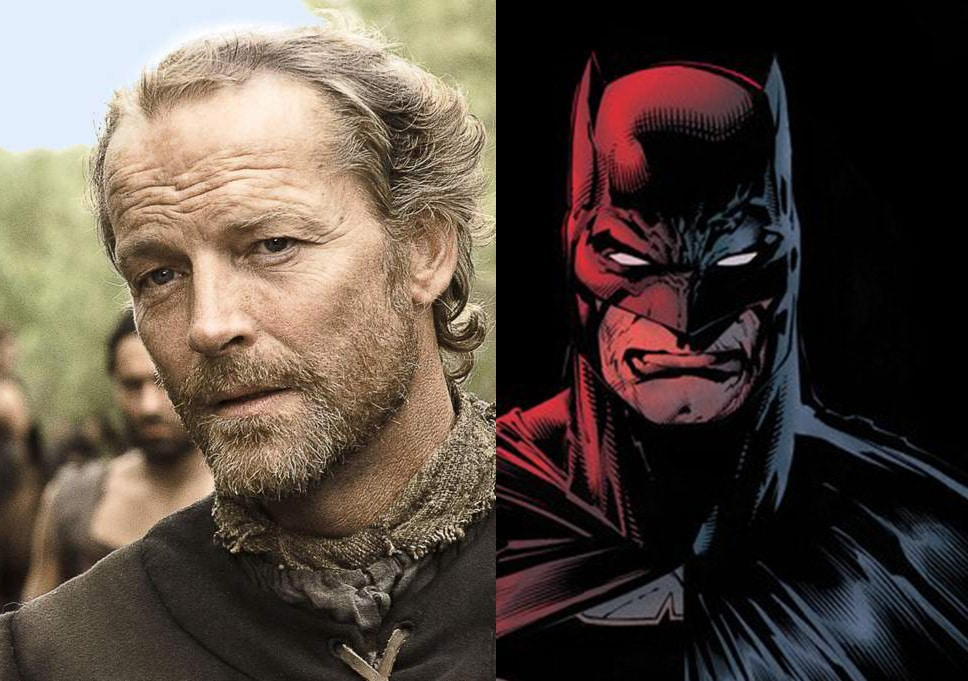 Titans: Iain Glen's First Look As Batman In DC's Titans Bruce Wayne