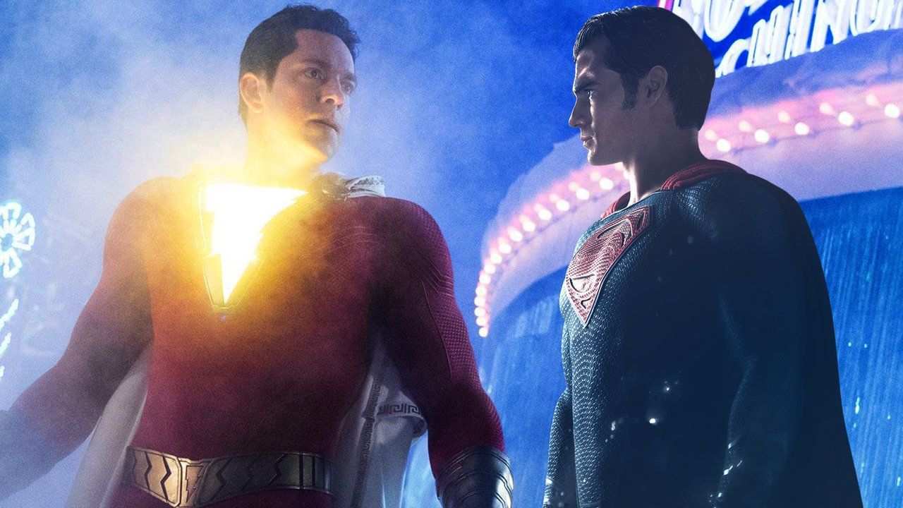 Is There A Superman Cameo In 'Shazam'?