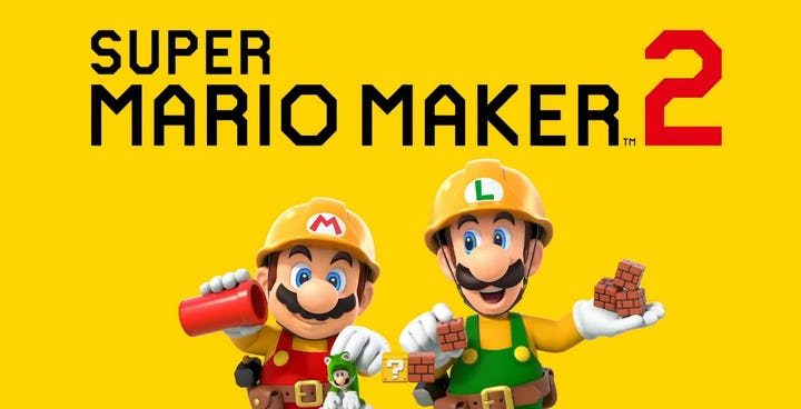 Super Mario Maker 2 Coming Soon To Nintendo Switch