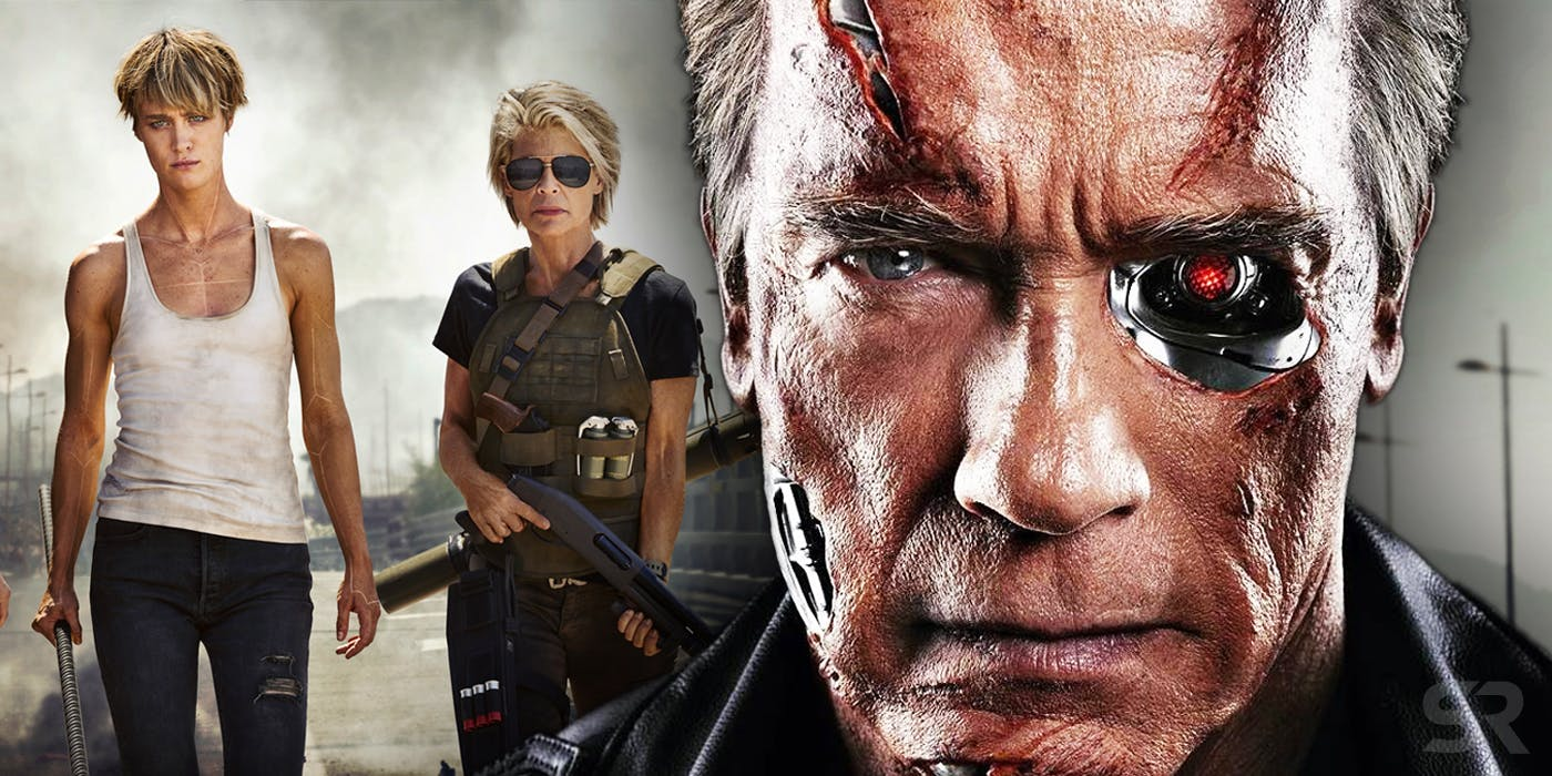'Terminator: Dark Fate' Official Photos Revealed