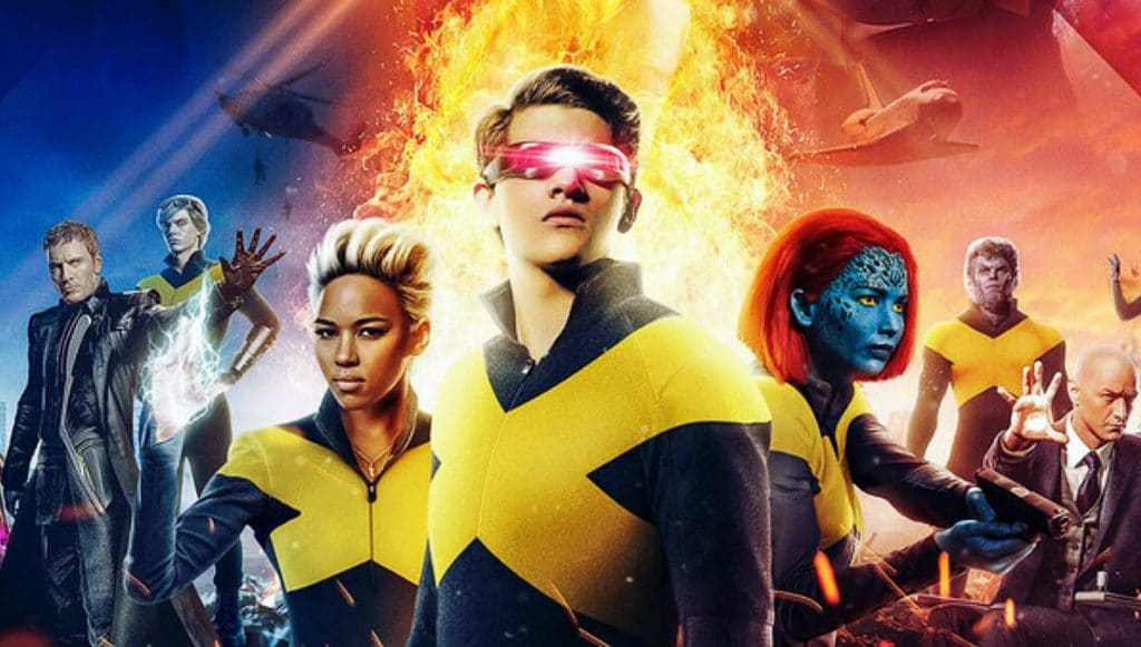 Did X-Men: Dark Phoenix Reshoots change the setting of third act climax?
