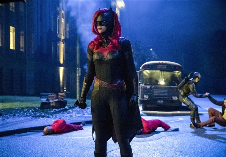 CW Debuts New 'Batwoman' Poster At CW Upfronts