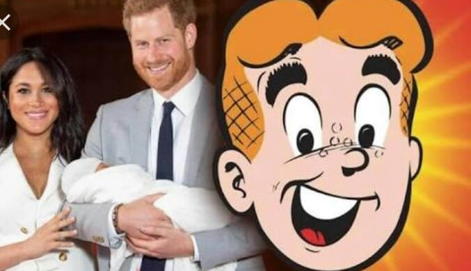 Archie Comics Twitter Makes A Little Joke At Royal Baby Name