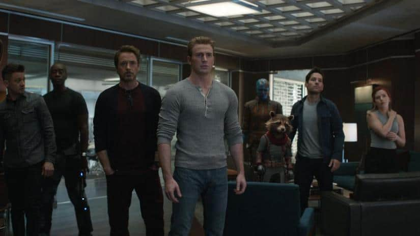 Behind-the-Scenes Avengers- Endgame Photos Shared By Russos